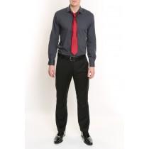 Slim-fit Dobby Oxford Shirt
