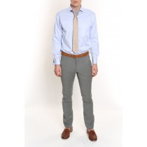 French Cuff Cotton Twill Oxford MY TEST CAREER